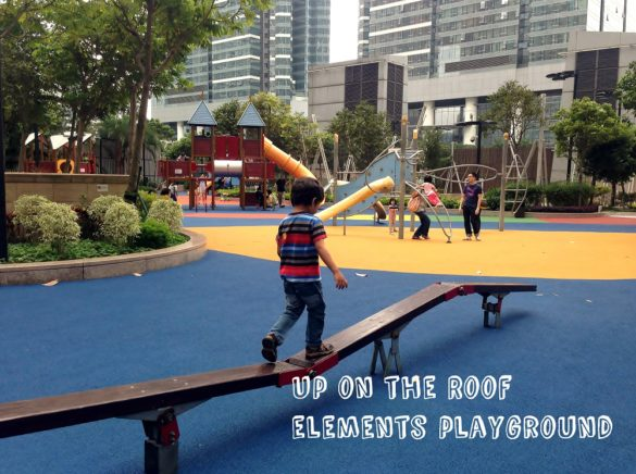 Elements Rooftop Playground, Kowloon, Hong Kong