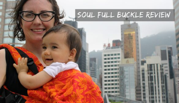 Soul Full Buckle Front Cover