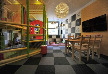 Playroom at Bruxx and Parliament