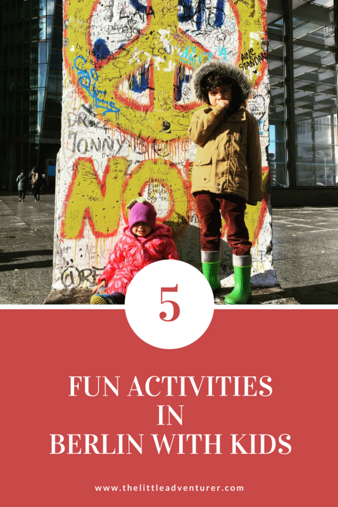 Berlin with Kids - child-friendly museums, cafes and play.