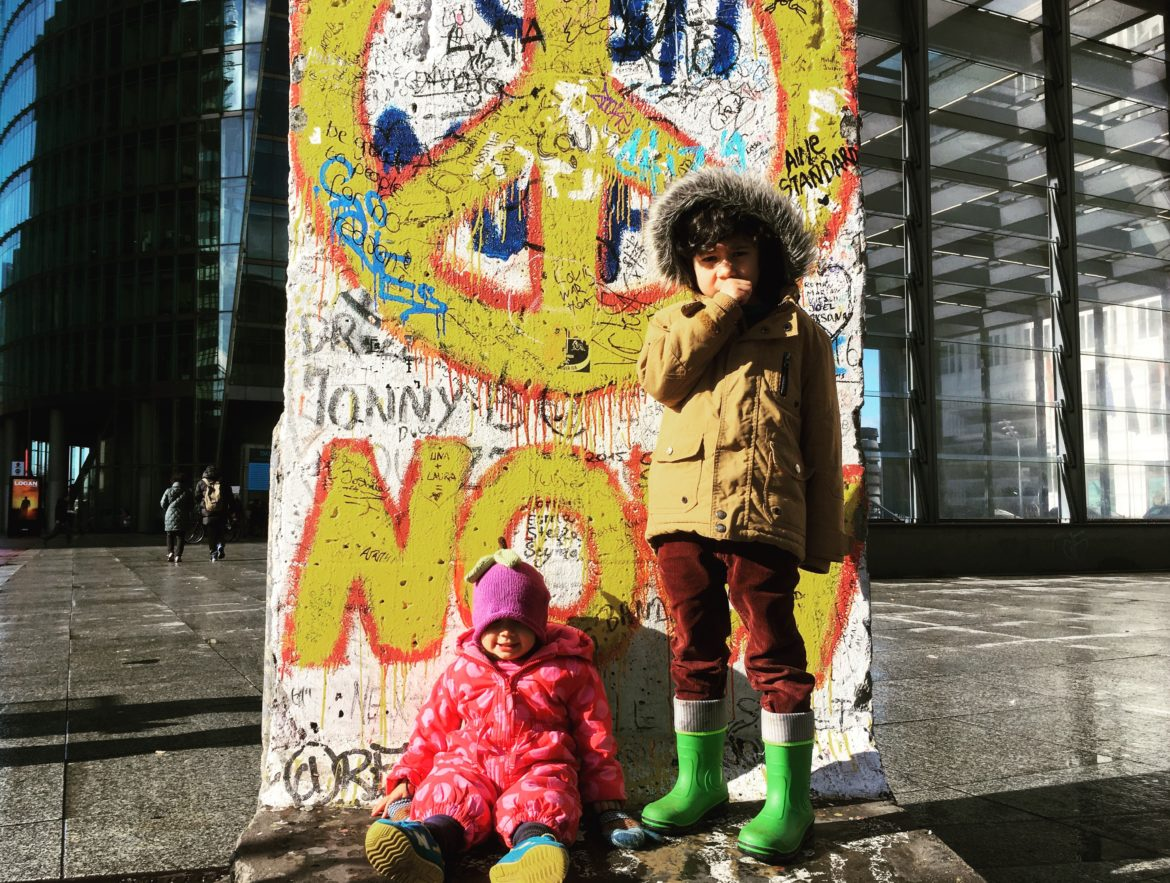 Berlin with kids - The Little Adventurer. Details of museums, cafes and play.