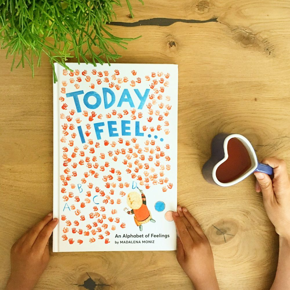 Today I Feel...An Alphabet of Emotions Front cover