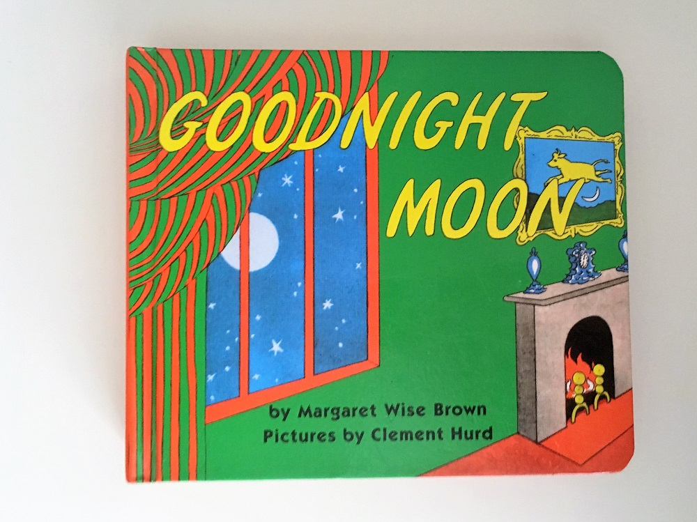 Review of Goodnight Moon by Margaret Wise Brown, as well as other lovely bedtime reads for little ones