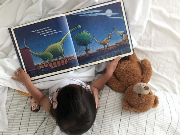 Beautiful bedtime books which make dreamy reads for 0-5 year olds