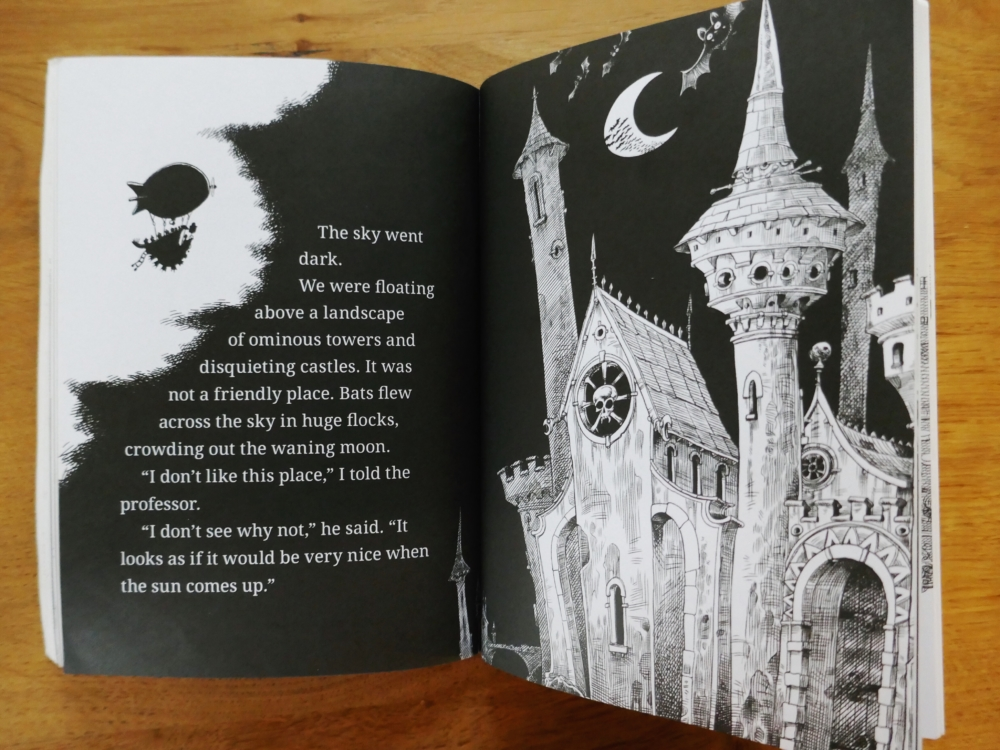 Fortunately The Milk - part of a round up of picture, activity and chapter books for 6 year olds. The Little Adventurer.