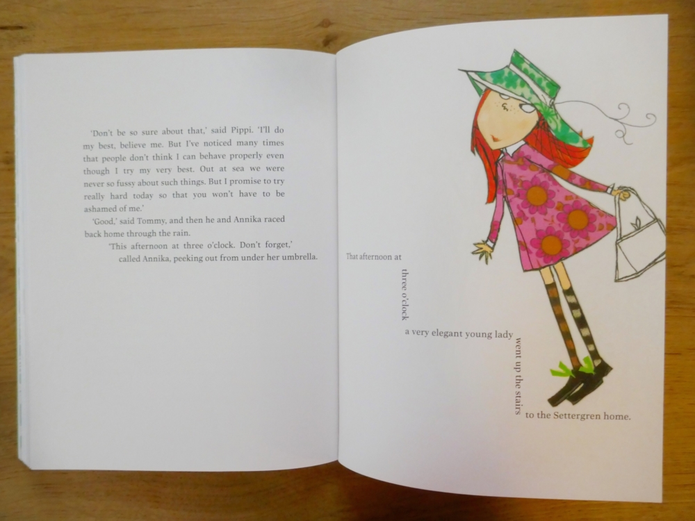 Pippi Longtocking - part of a round up of picture, activity and chapter books for 6 year olds. The Little Adventurer.